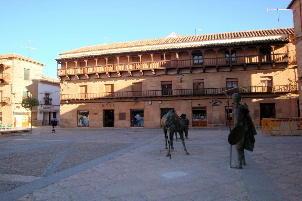 PUEBLOS DE CIUDAD REAL-Villanueva de los Infantes