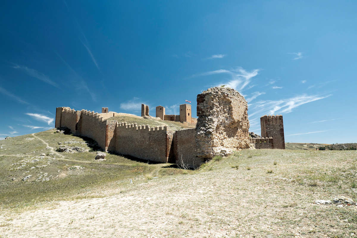 PUEBLOS DE GUADALAJARA-Molina de Aragón
