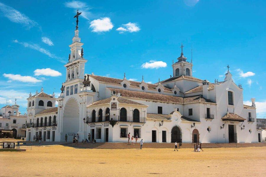PUEBLOS DE HUELVA-El Rocío y Almonte