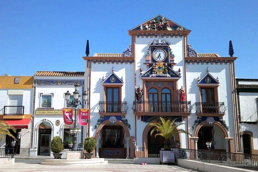PUEBLOS DE HUELVA-Palos de la Frontera