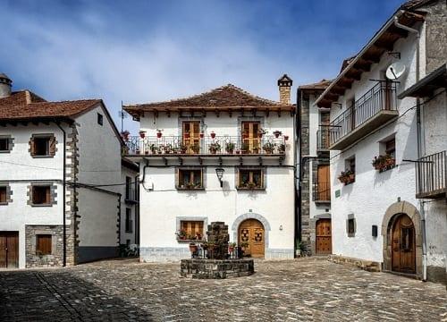 pueblos de Huesca-Ansó