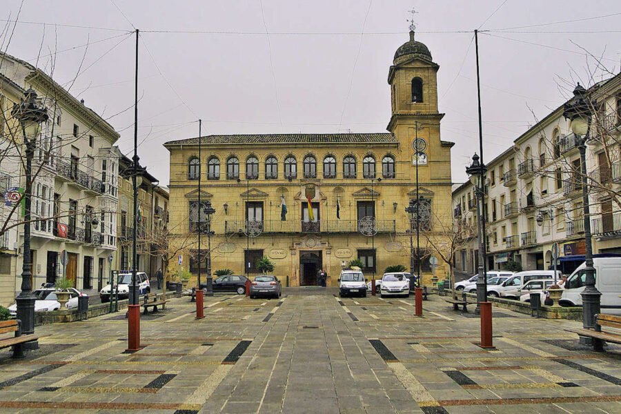PUEBLOS DE JAÉN-Alcalá la Real