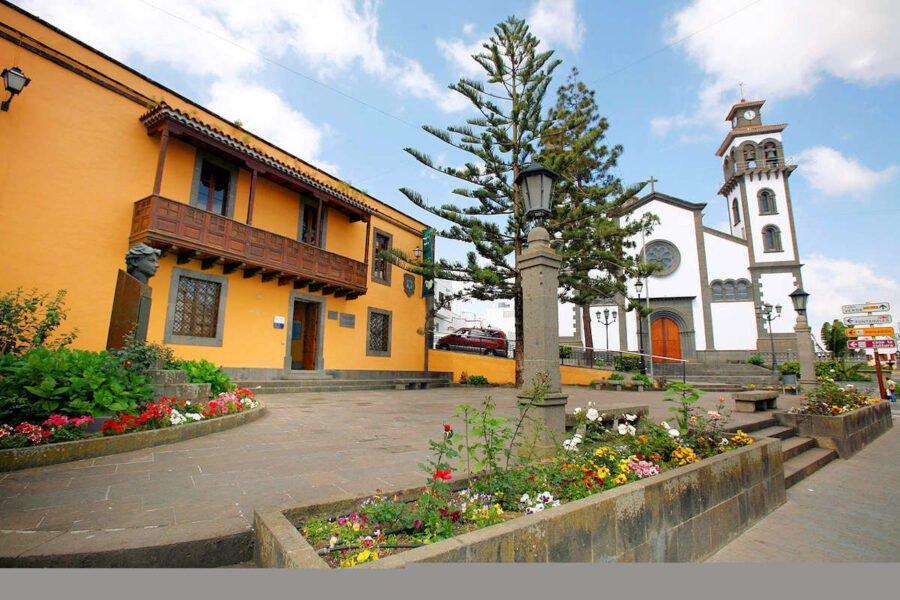 PUEBLOS DE LA GRAN CANARIA-Moya
