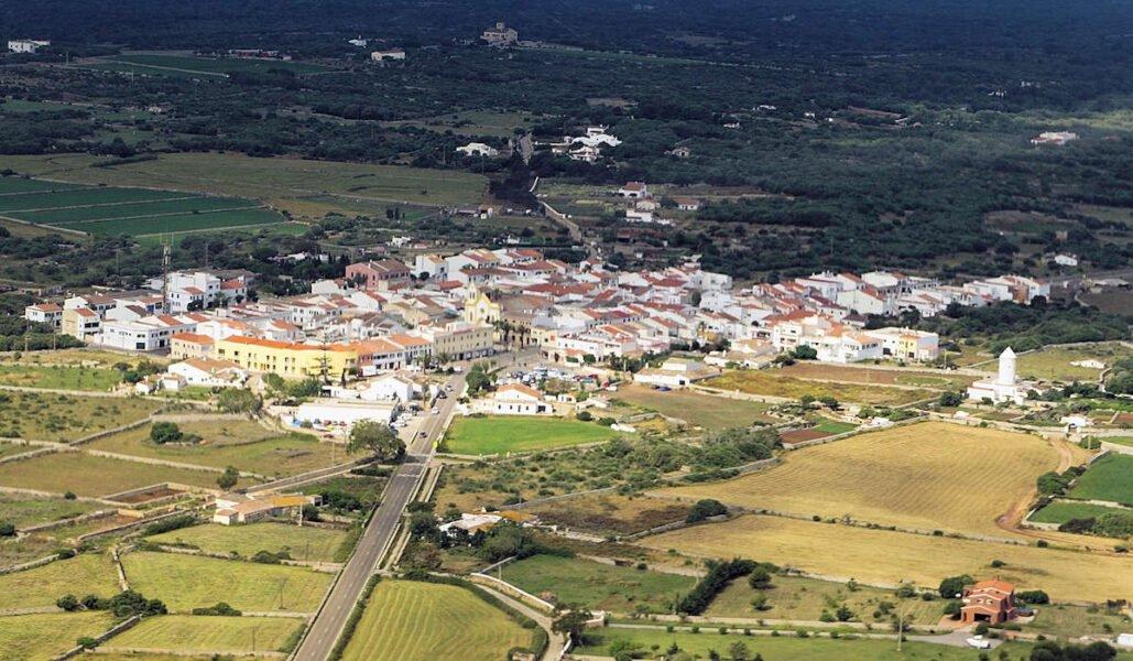 PUEBLOS DE MENORCA-Sant Climent