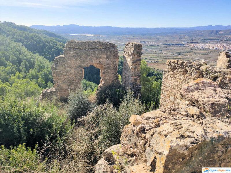 Poblado del Castillo de Xivert