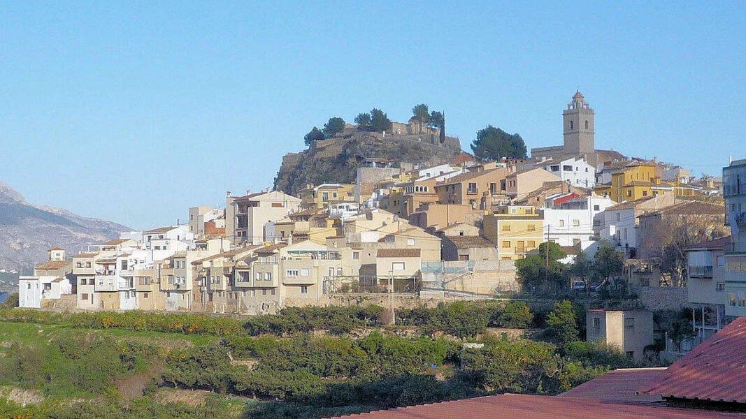 Polop de la Marina pueblos de Alicante