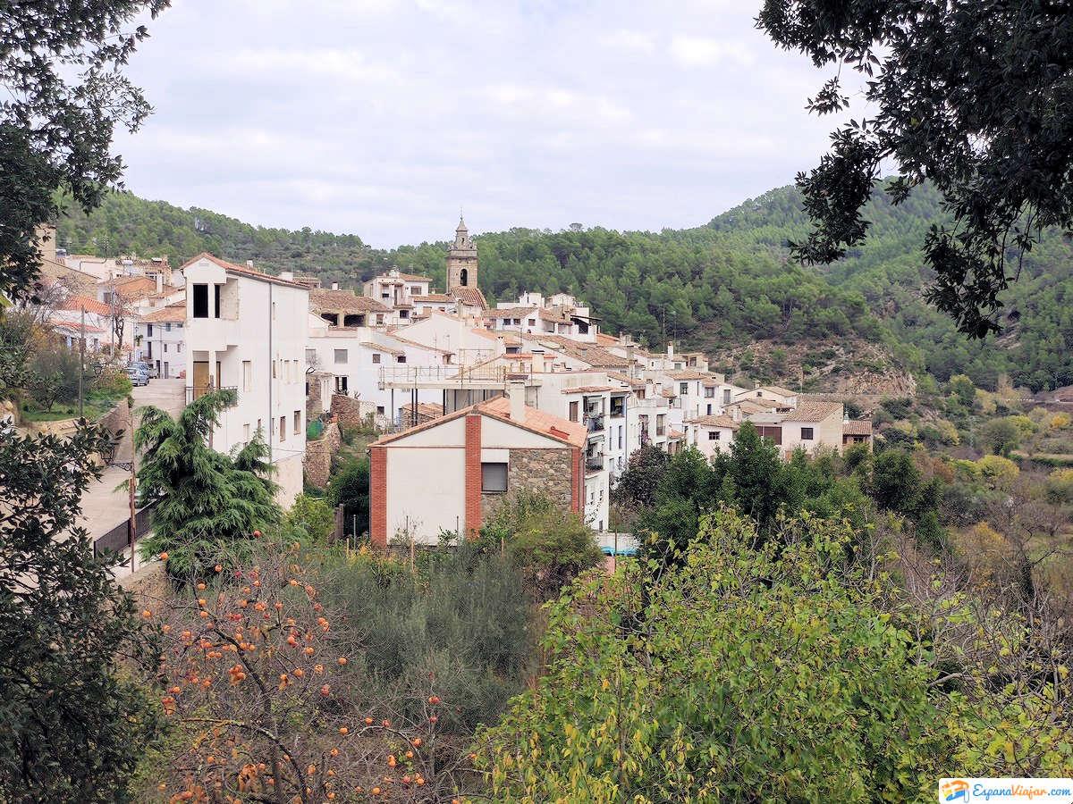 Pueblos de Castellón - Aín