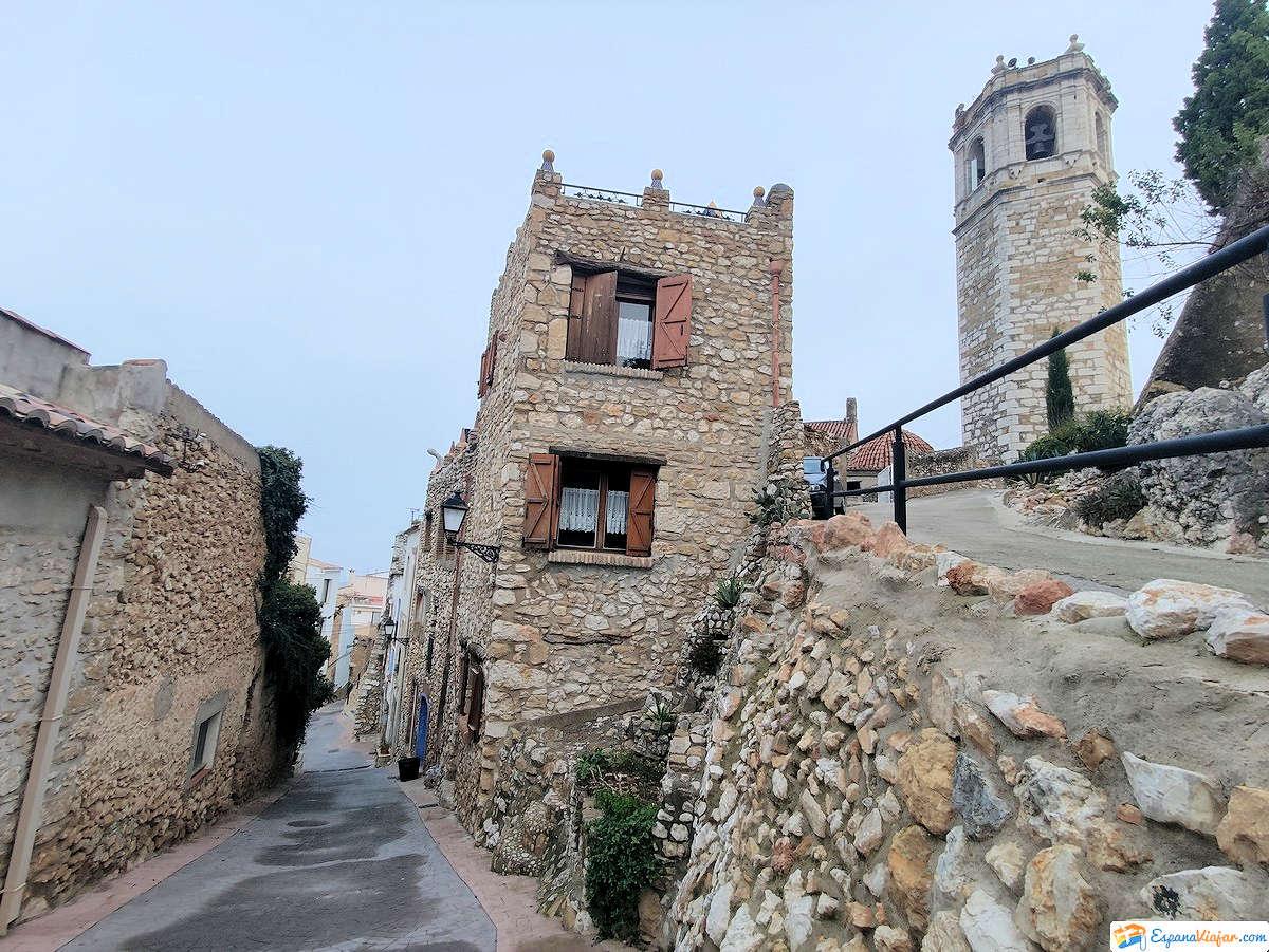Pueblos de Castellón - Cervera del Maestre