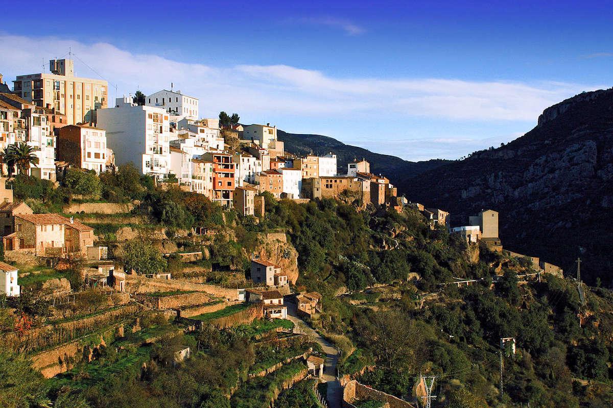Pueblos de Castellón - Lucena del Cid