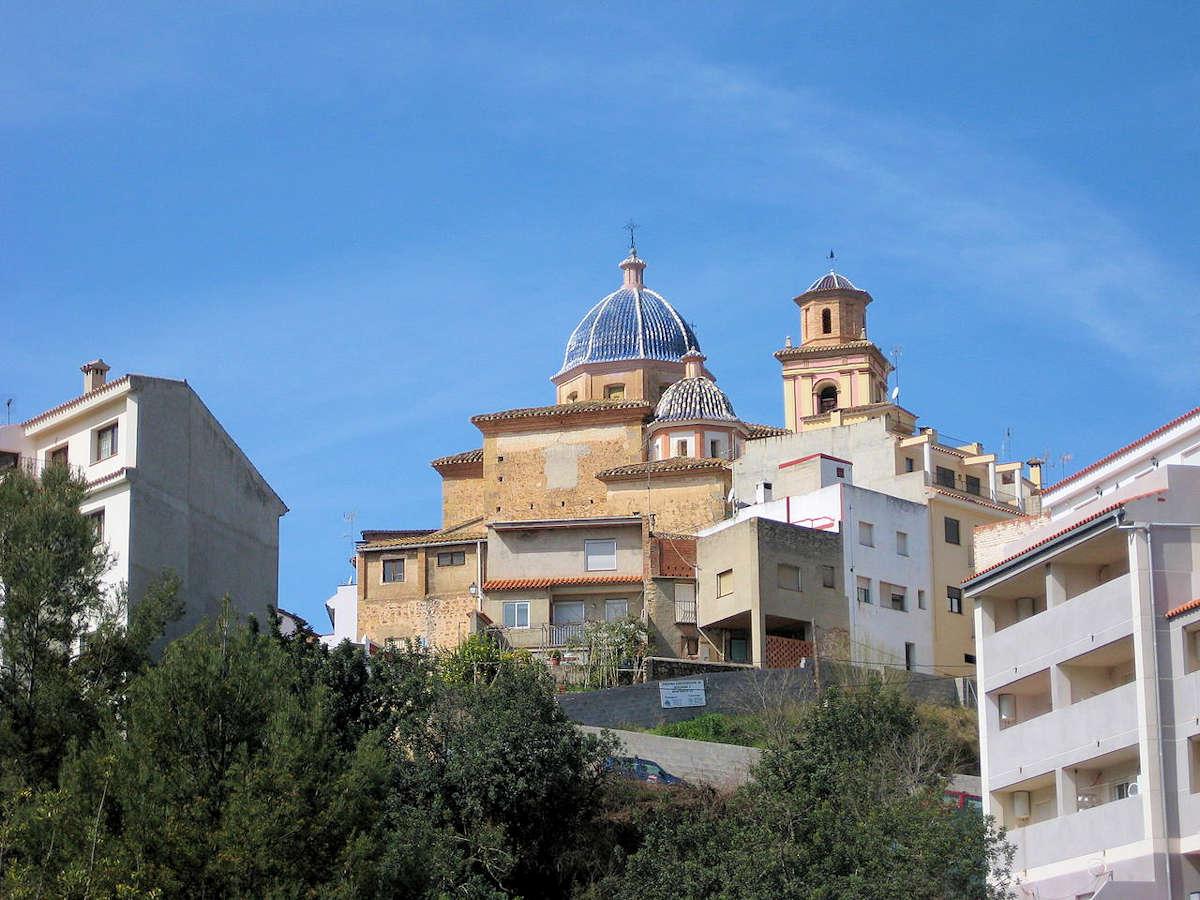 Pueblos de Castellón - Sueras