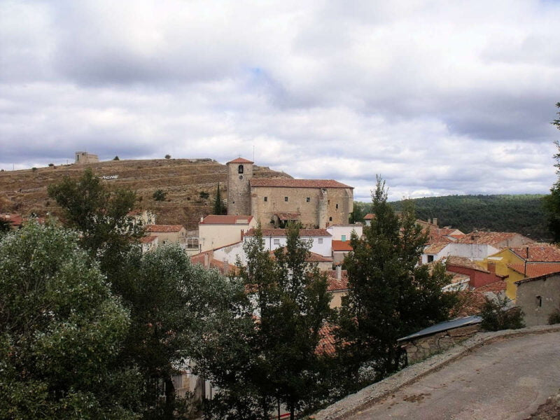 Pueblos de Cuenca-Buenache de la Sierra