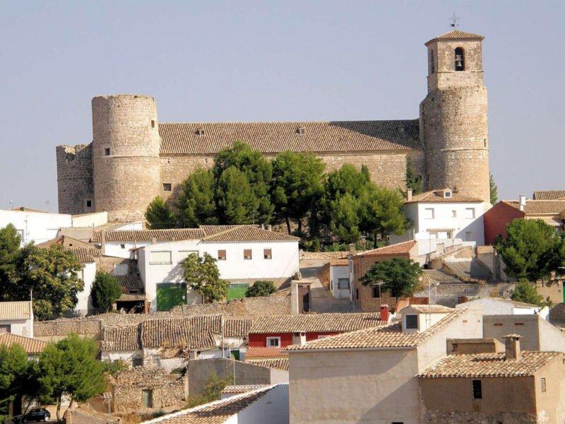 Pueblos de Cuenca-Castillo de Garcimuñoz
