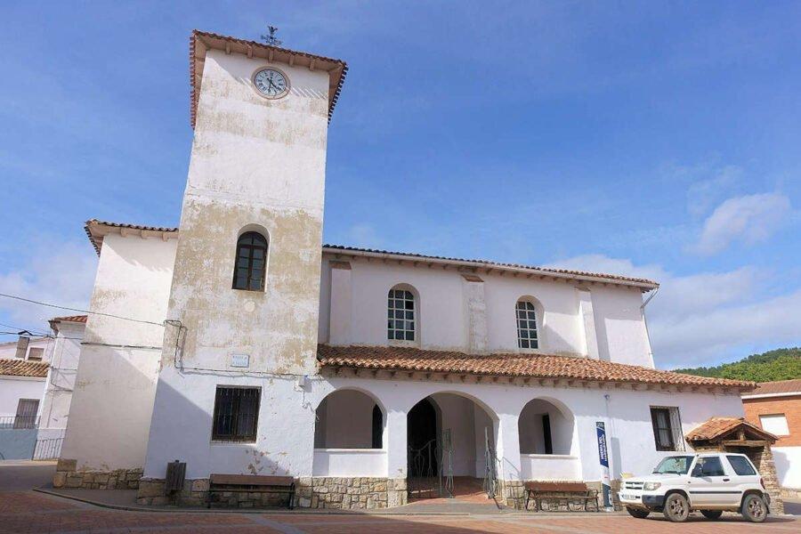 Pueblos de Cuenca-Huerta del Marquesado