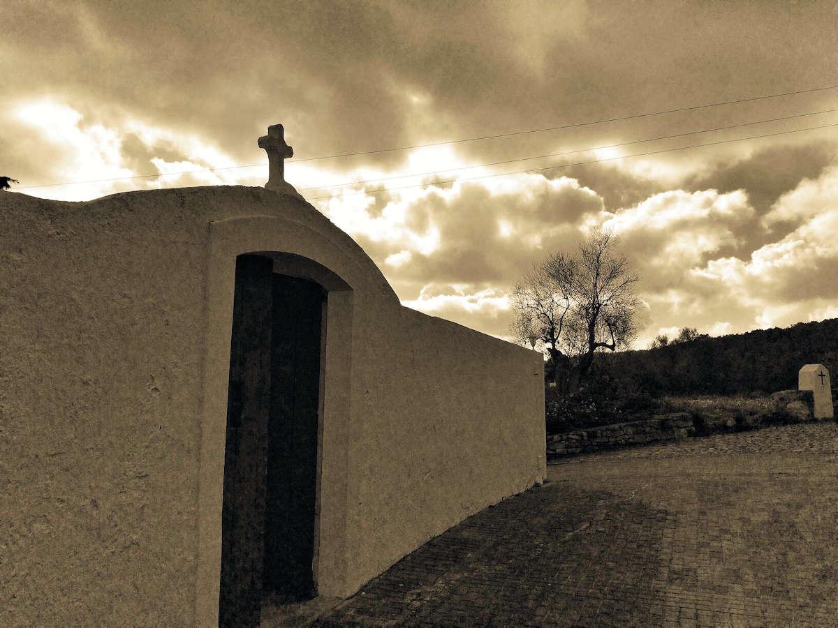Pueblos de Ibiza - San Rafael de Sa Creu