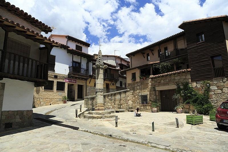 Pueblos mas bonitos de Cáceres. Valverde de la Vera