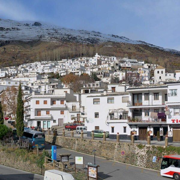 Pueblos más bonitos de Granada-Trevélez