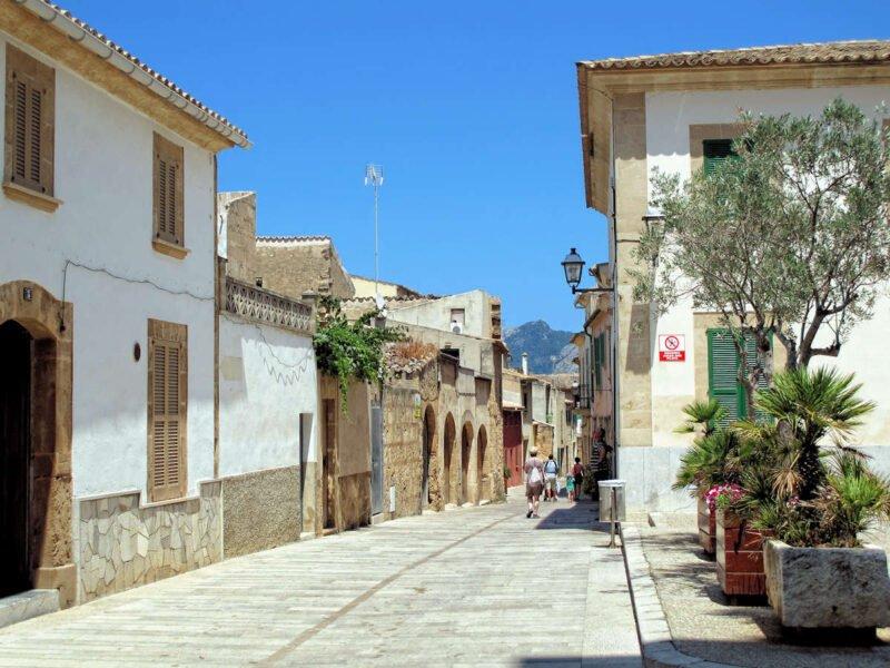 Pueblos más bonitos de Mallorca-Alcúdia