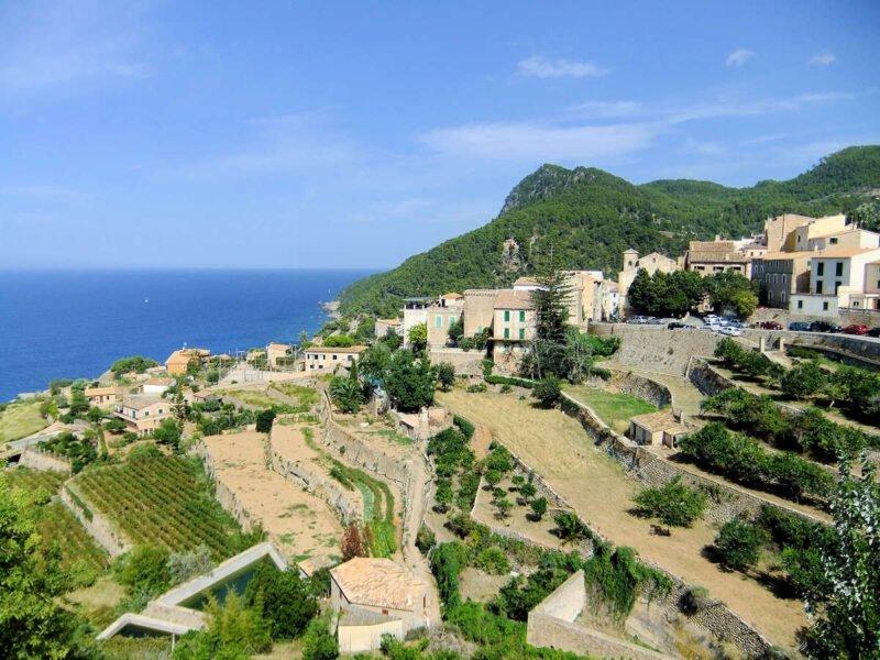 Pueblos más bonitos de Mallorca-Banyalbufar