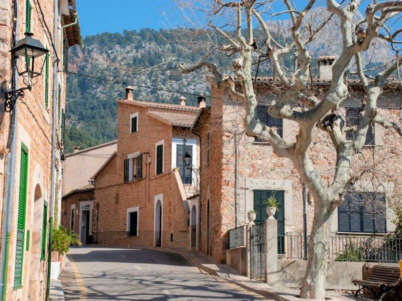 Pueblos más bonitos de Mallorca-Fornalutx