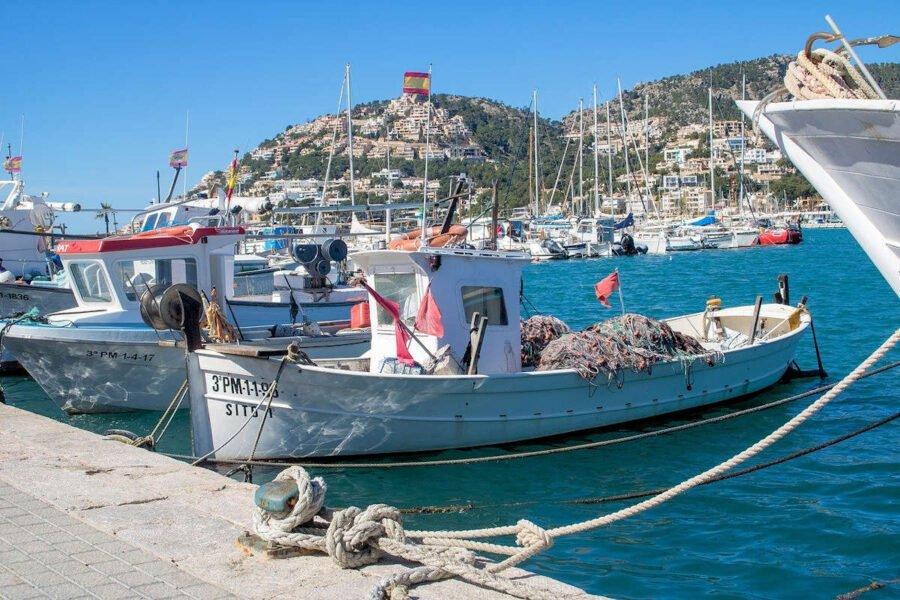 Pueblos más bonitos de Mallorca-Port de Andratx