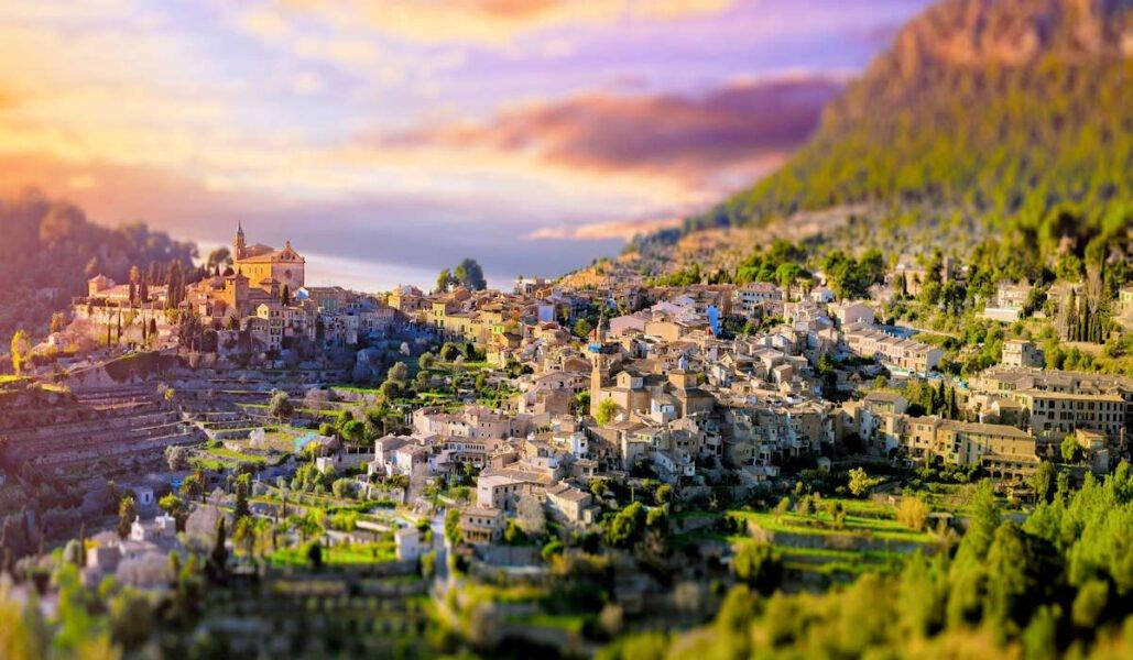Pueblos más bonitos de Mallorca-Valldemossa