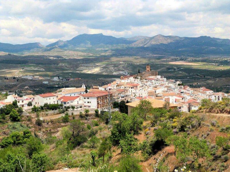 Serón pueblos de Almería