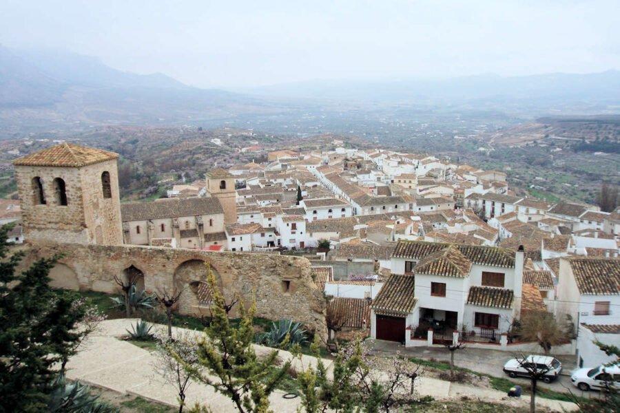 Vélez Blanco Pueblos de Almería