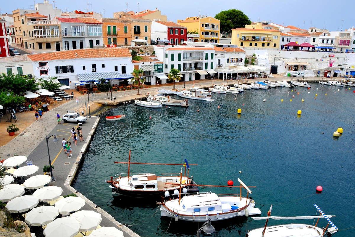 pueblos más bonitos de Menorca