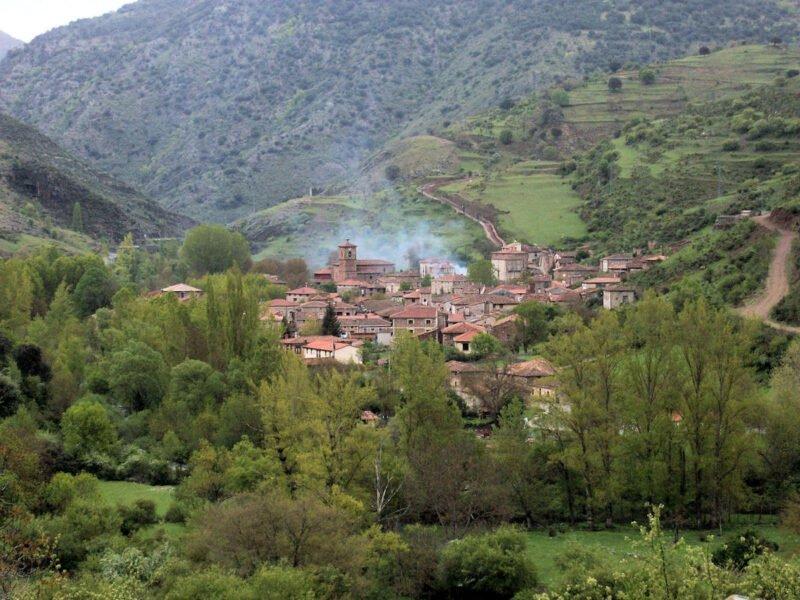 Viniegra de abajo, pueblos de La Rioja