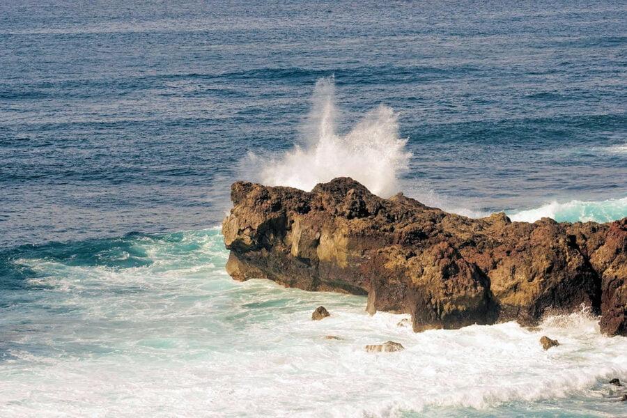 PUEBLOS DE LANZAROTE-El Golfo