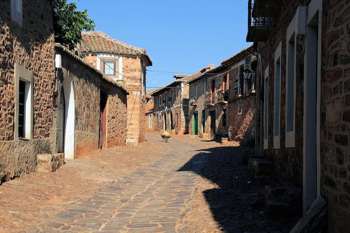 PUEBLOS DE LEÓN-Castrillo Polvazares