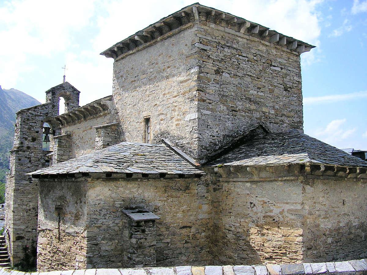 PUEBLOS DE LEÓN-Peñalba de Santiago