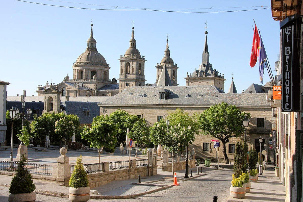 PUEBLOS DE MADRID-San Lorenzo de El Escorial