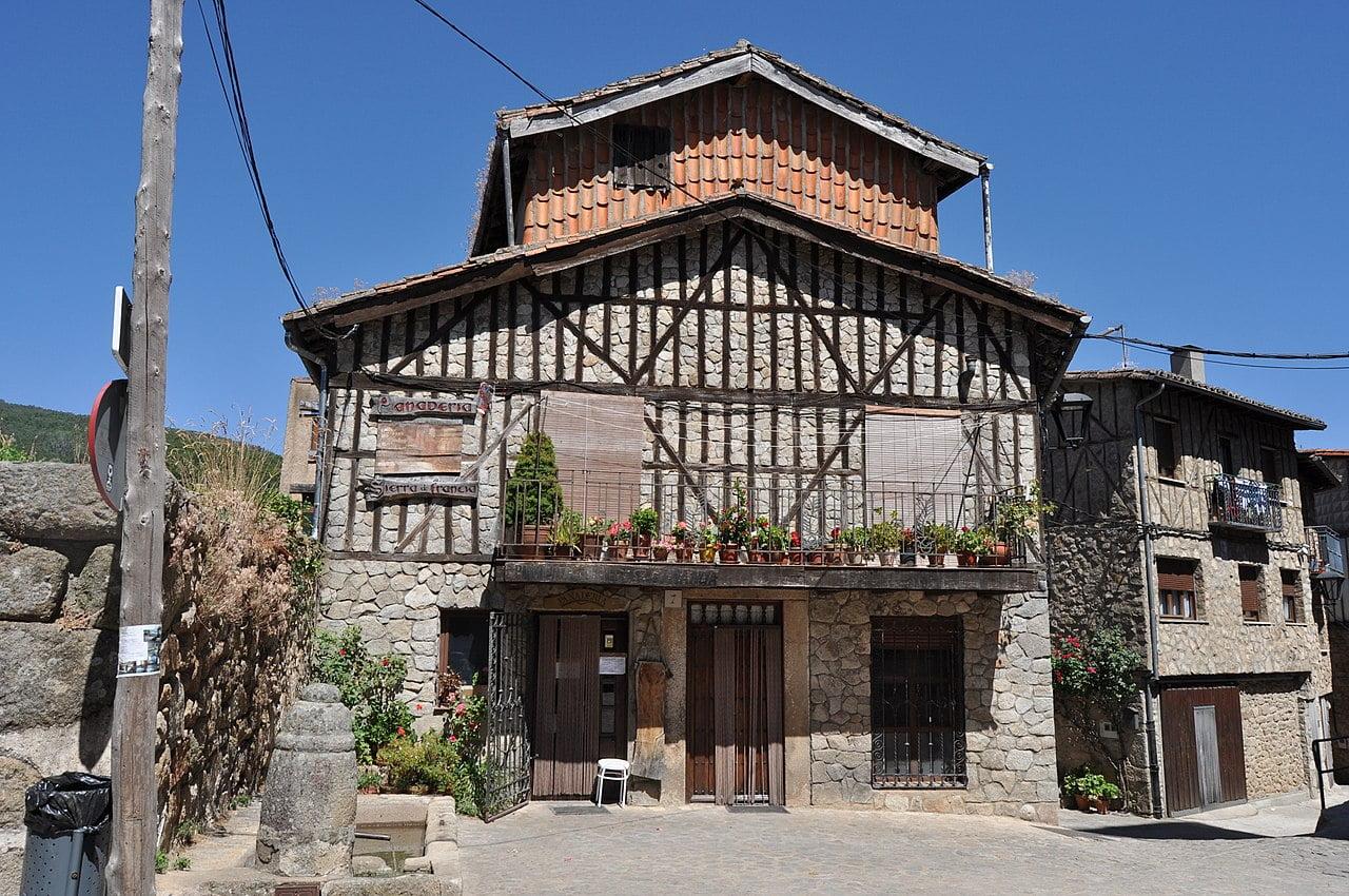 PUEBLOS DE SALAMANCA-San Martín del Castañar