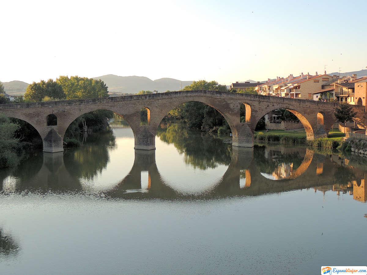 PUEBLOS DE NAVARRA-Puente la Reina