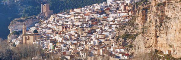 ALCALÁ DEL JÚCAR-Pueblo de Albacete