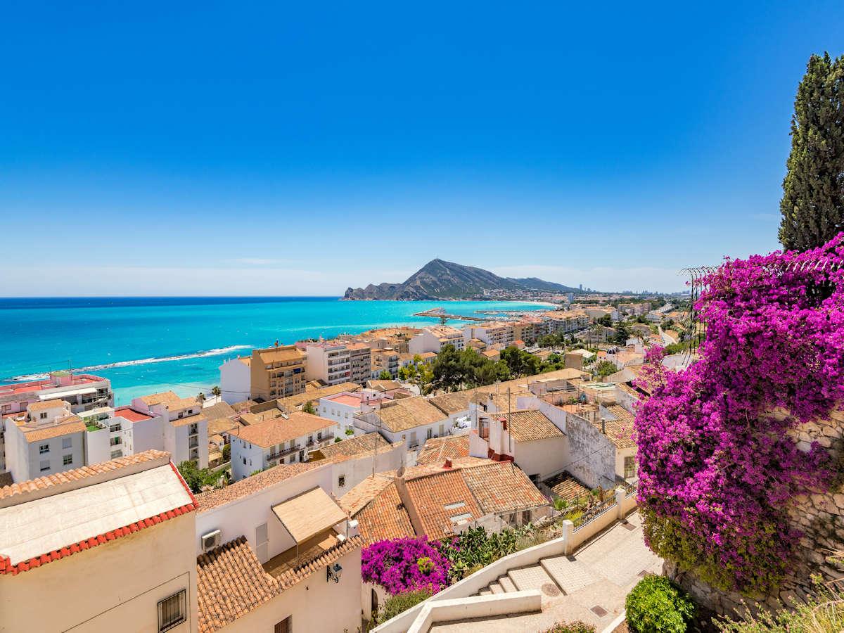 ALTEA-Pueblos de Alicante