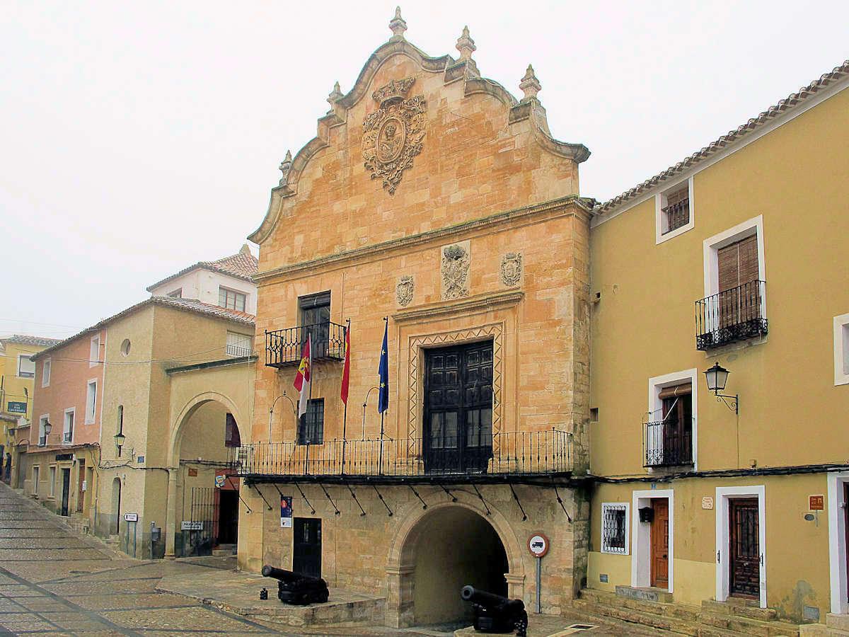 CHINCHILLA DE MONTEARAGÓN-otros monumentos