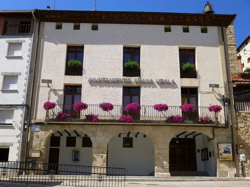 Ayuntamiento de Salinas de Añana