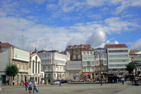 BETANZOS-pueblo de A Coruña