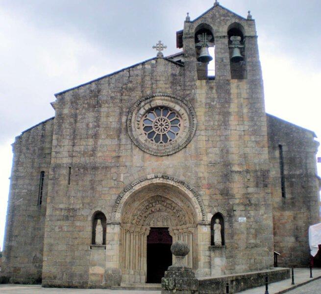 Betanzos, Santa María do Azogue