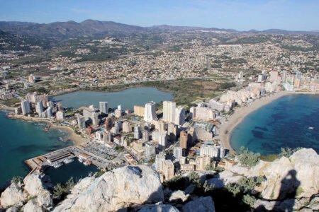 CALPE-Pueblos de Alicante