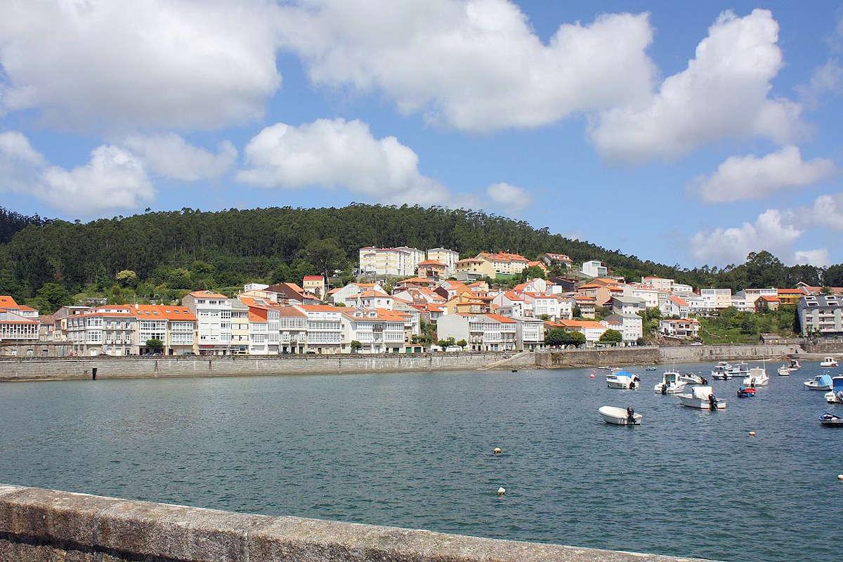 CORCUBIÓN-pueblo de A Coruña