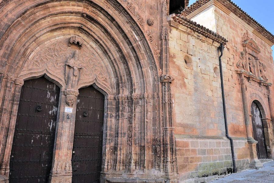 Calles y monumentos de Alcaraz