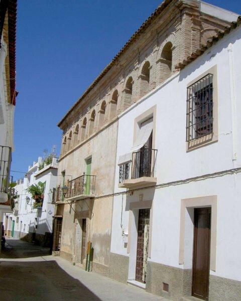 Casa Moya en Laujar de Andarax