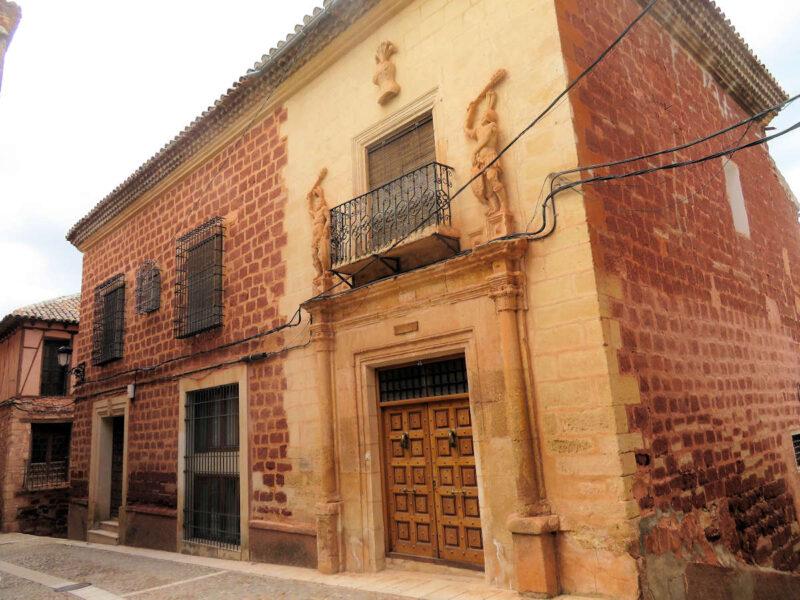 Casa Palacio de los Galiano en Alcaraz