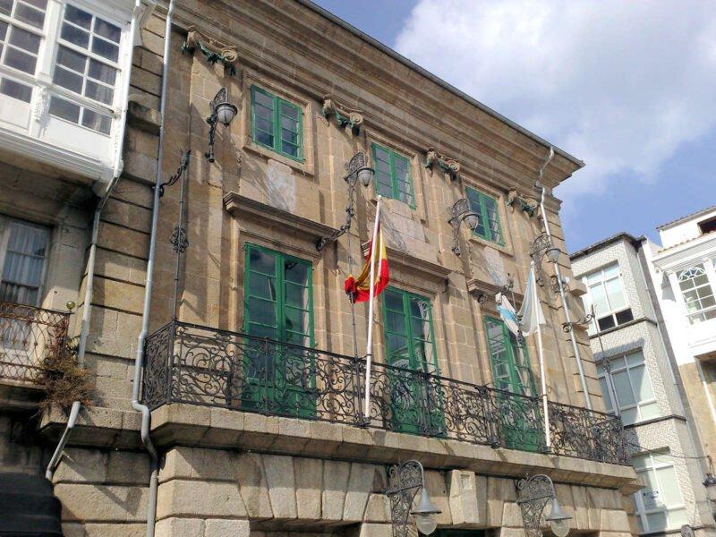 Casa do Concello - Betanzos