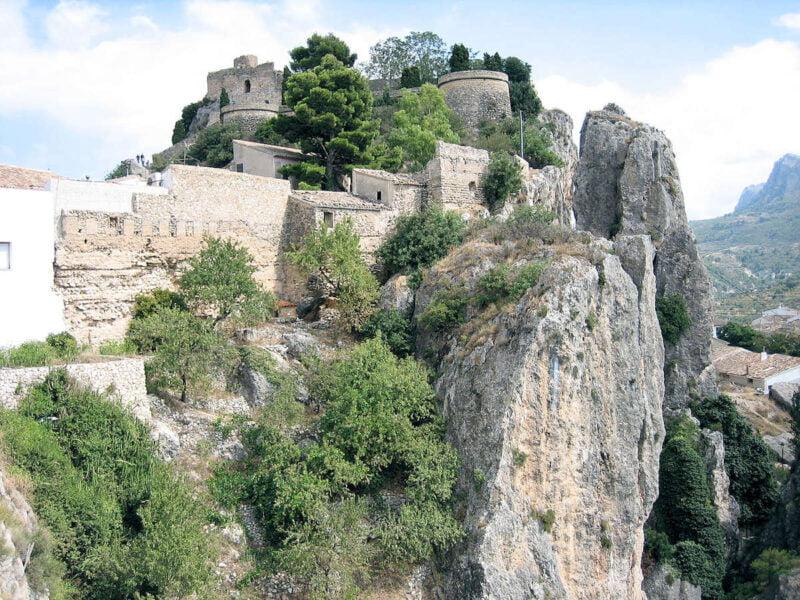 Castillo de San José de Guadalest