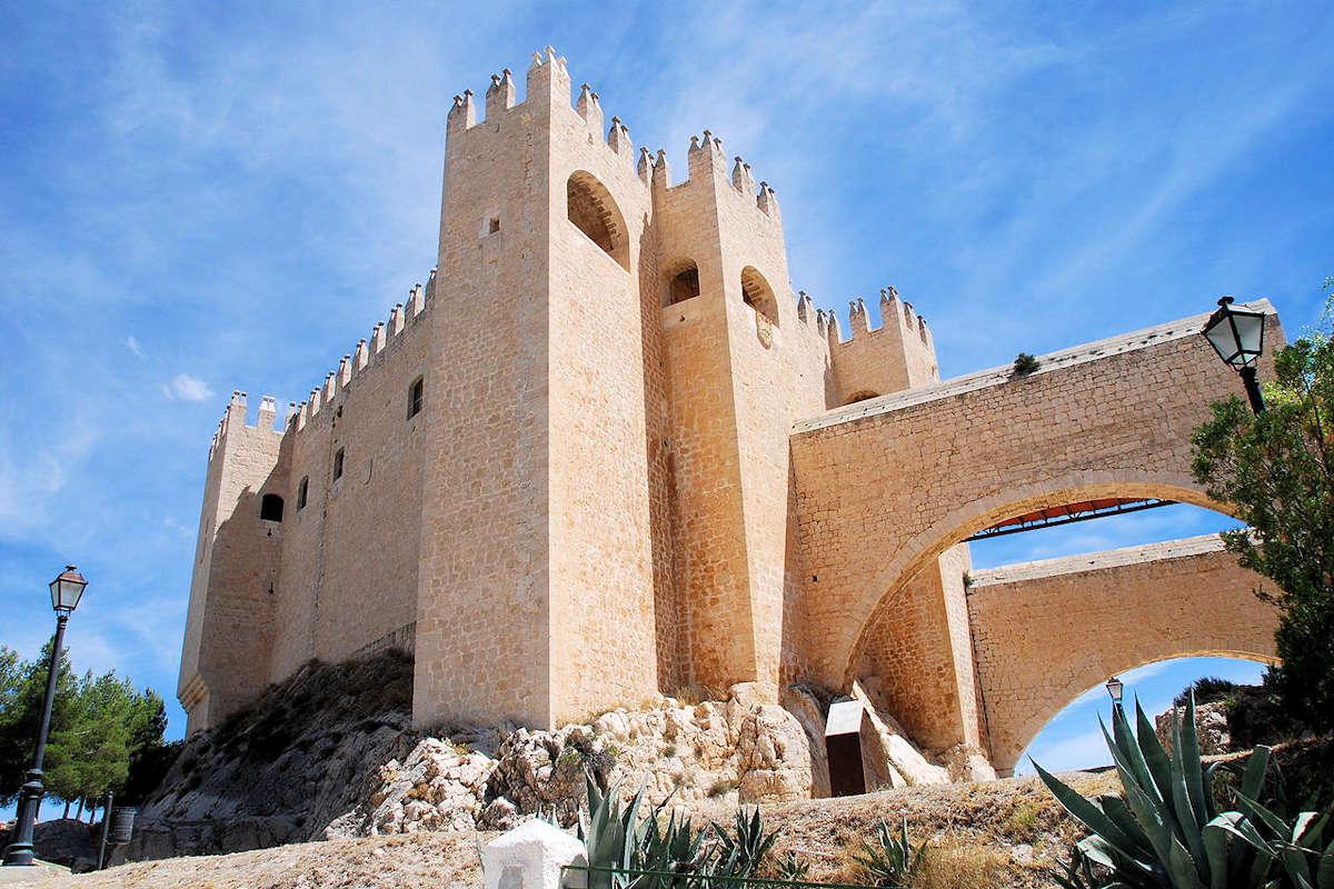 VÉLEZ-BLANCO-monumentos-sitios de interés