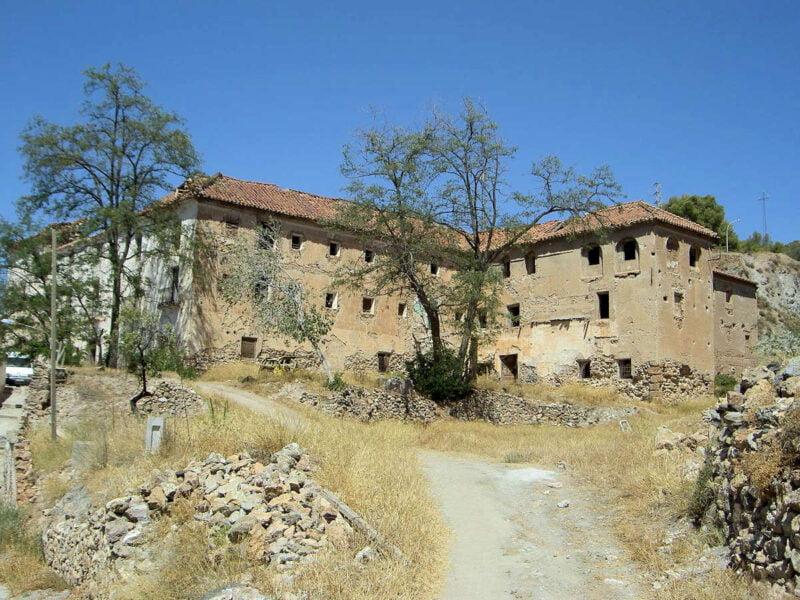 Convento San Pascual en Laujar de Andarax
